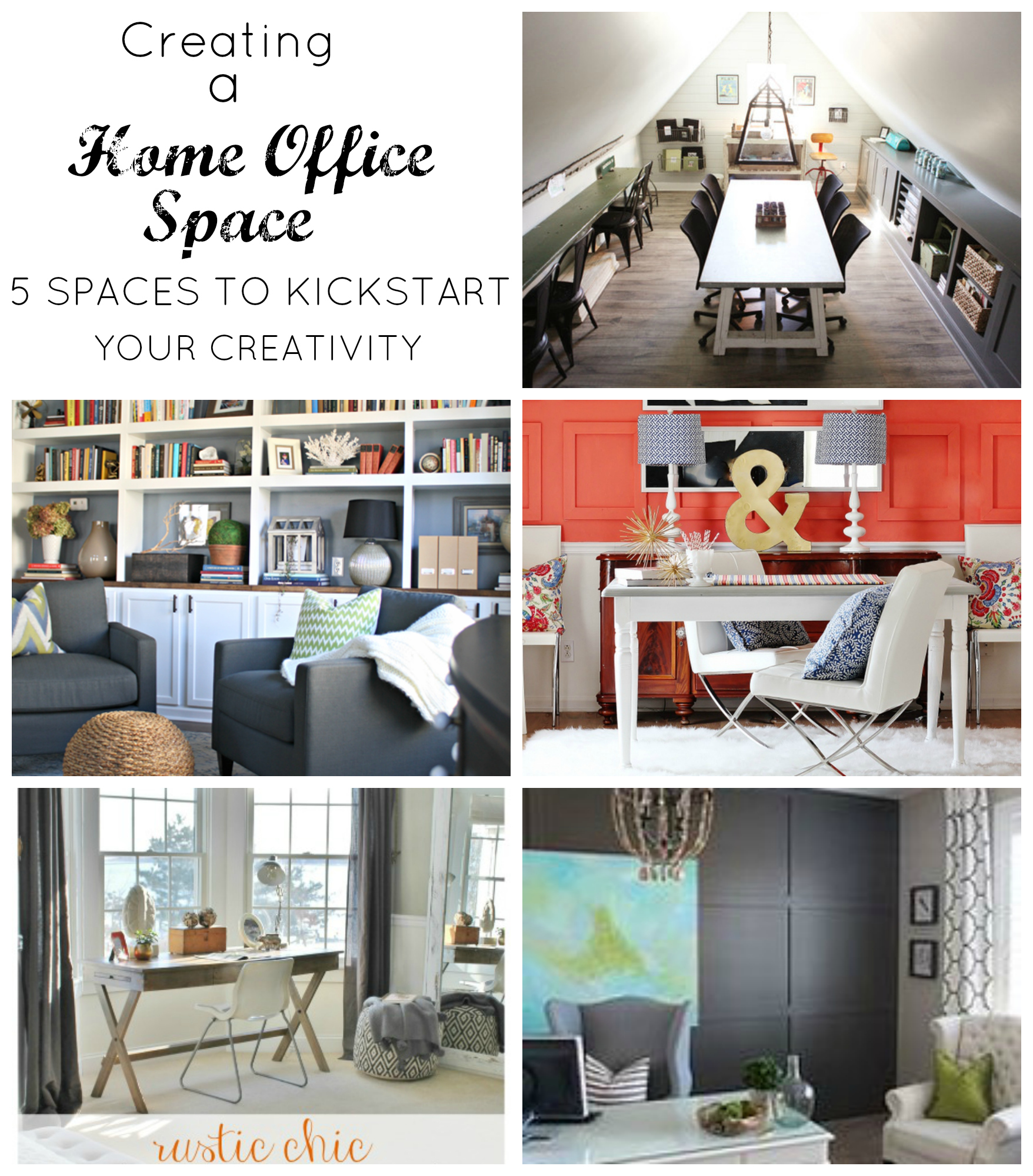 Creating a home office space stylish revamp for Creating a home office