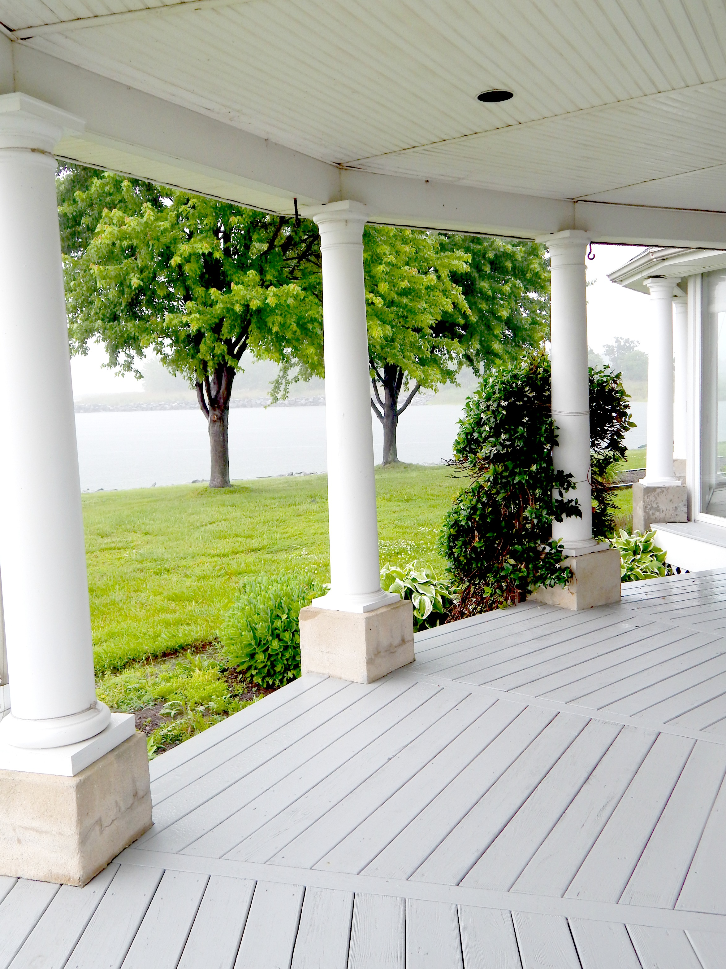 Front Porch on the Water