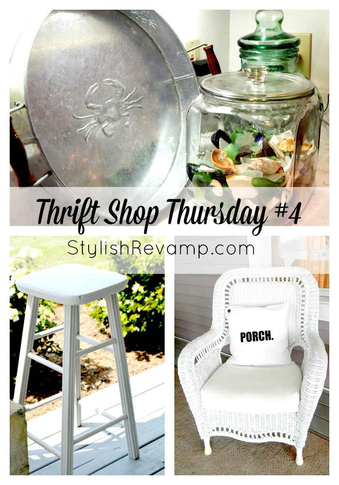 Thrift Shop Thursday #4