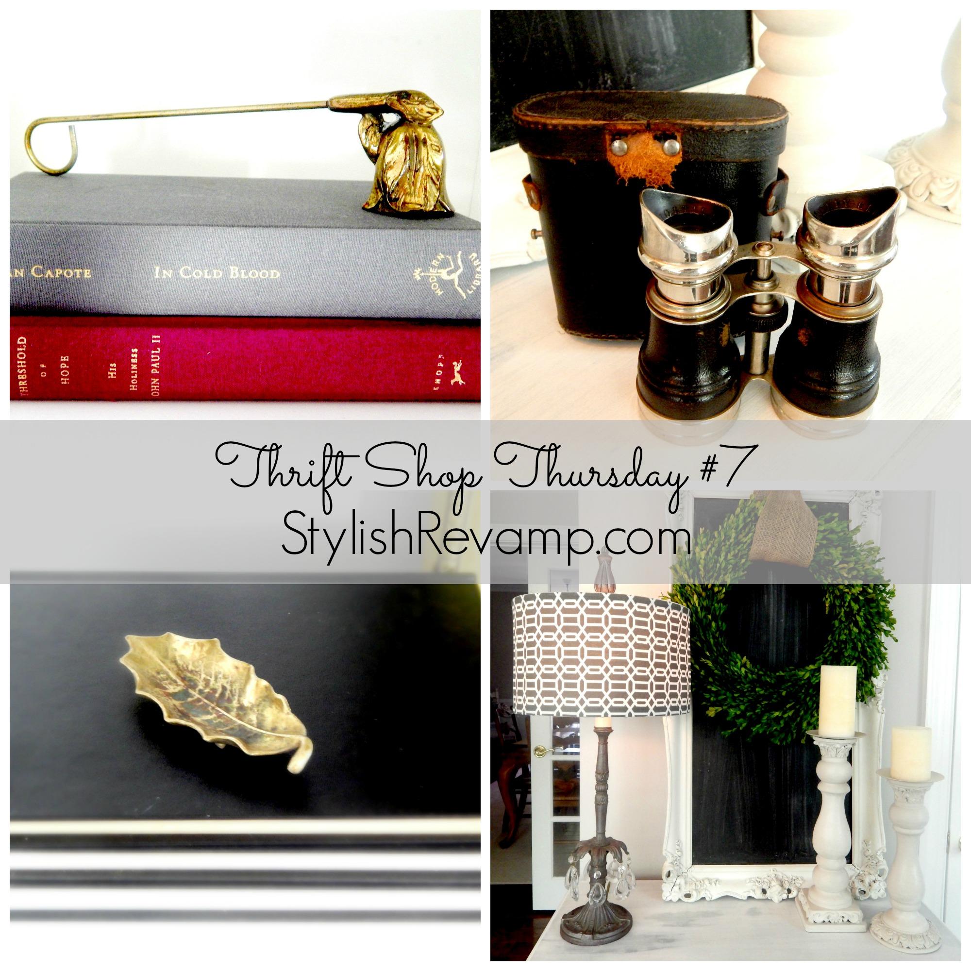 Thrift Shop Thursday #7