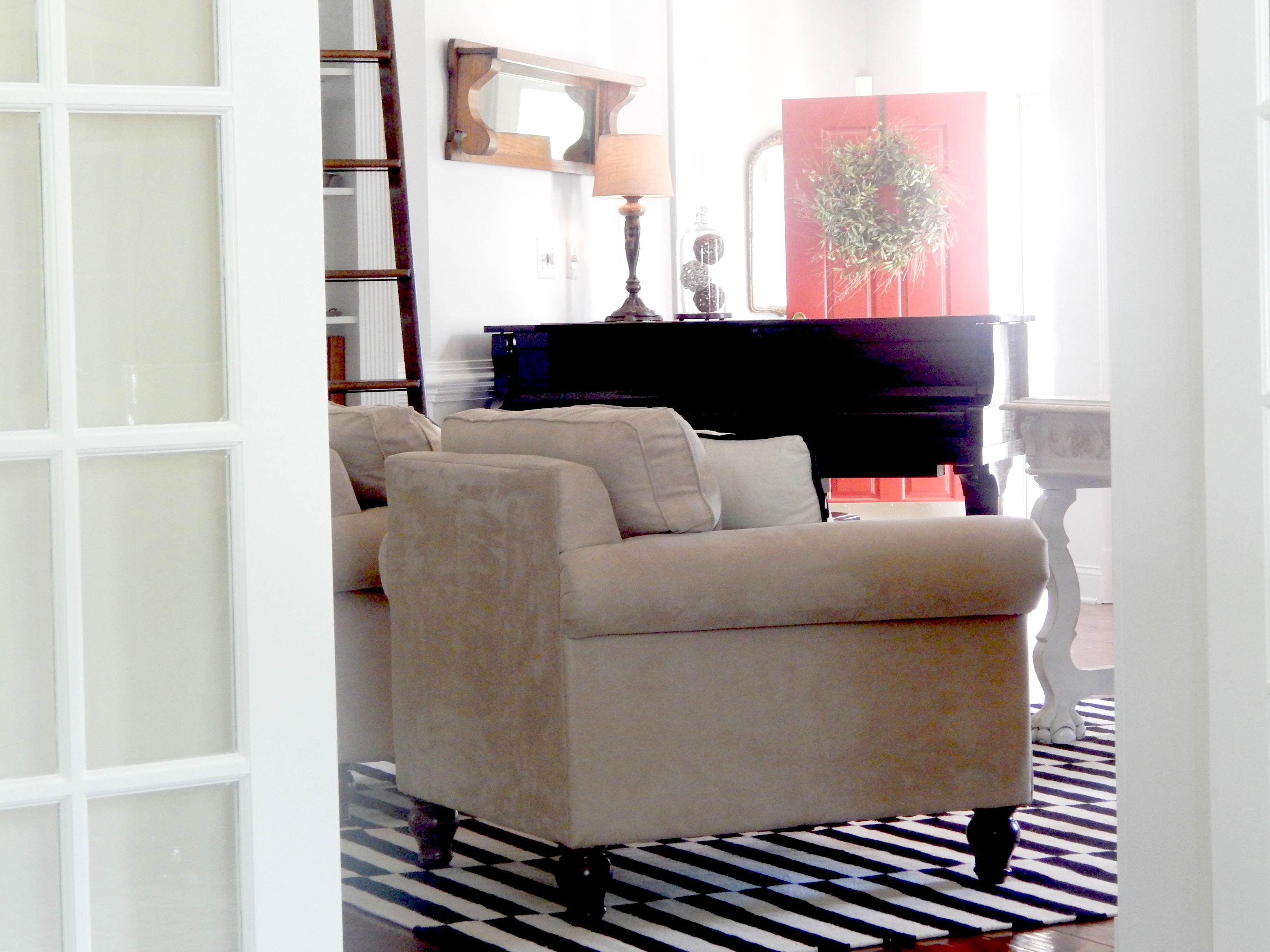 90 how i revamped my formal living room into a home for Redesign office space