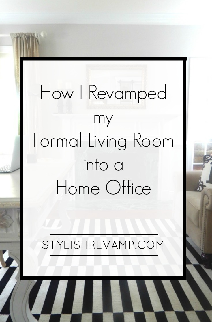 Home Office: How to Redesign a Space - Stylish Revamp