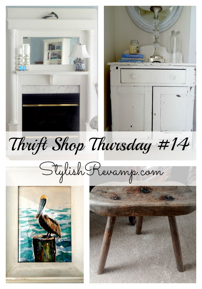 Thrift Shop Thursday #14