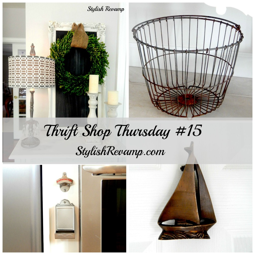 Thrift Shop Thursday #15