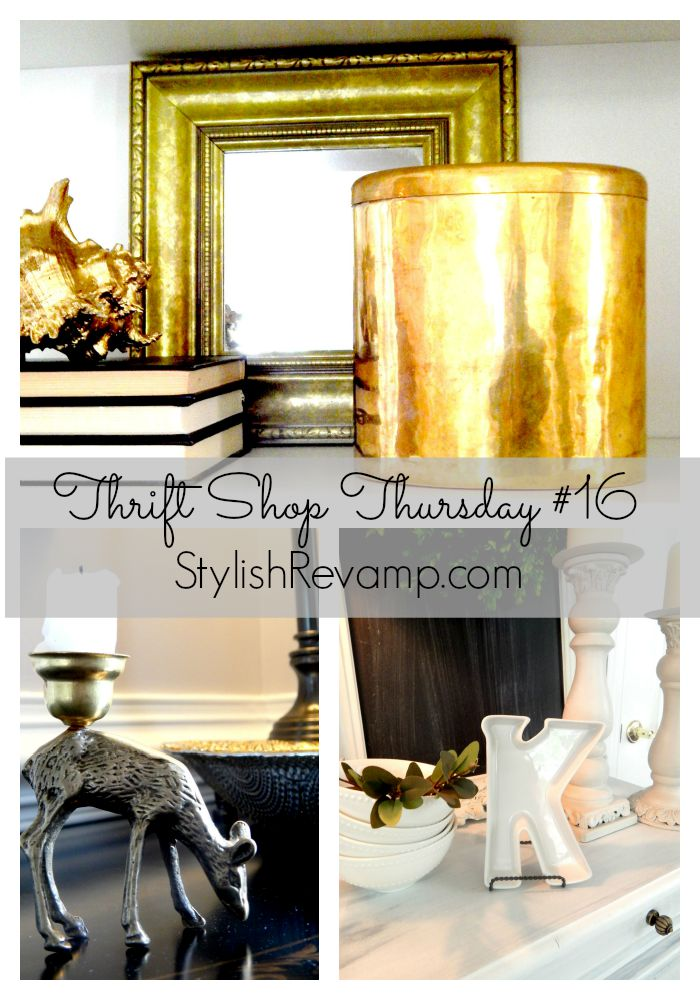Thrift Shop Thursday #16
