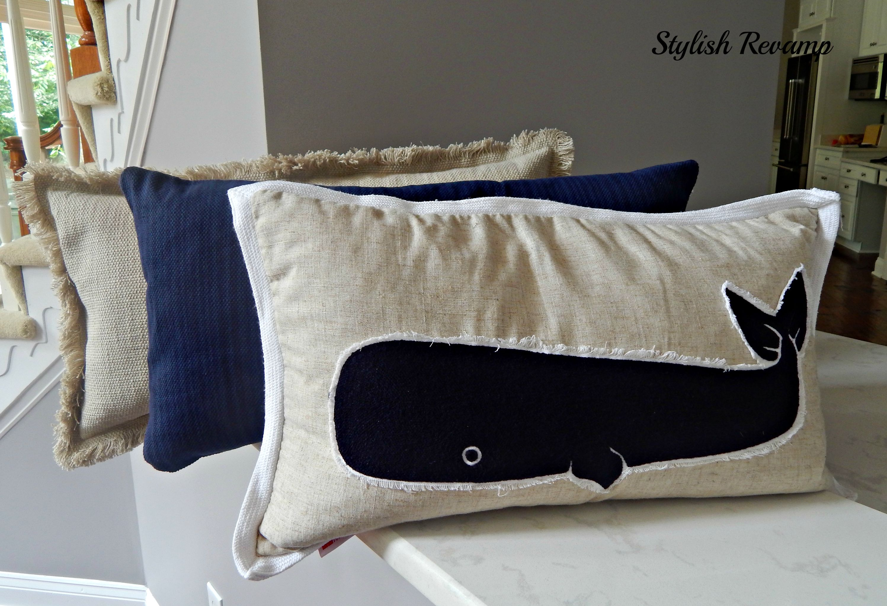Decorative Pillows From Marshalls : Finding the Goods - Stylish Revamp