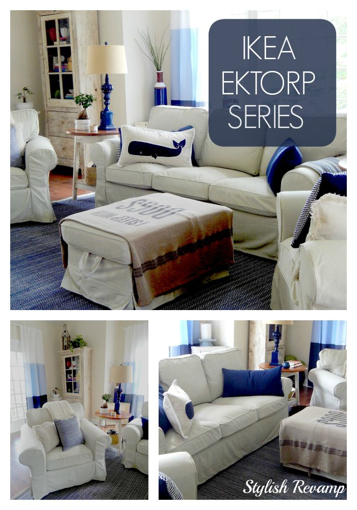 Redecorating using IKEA Ektorp Series