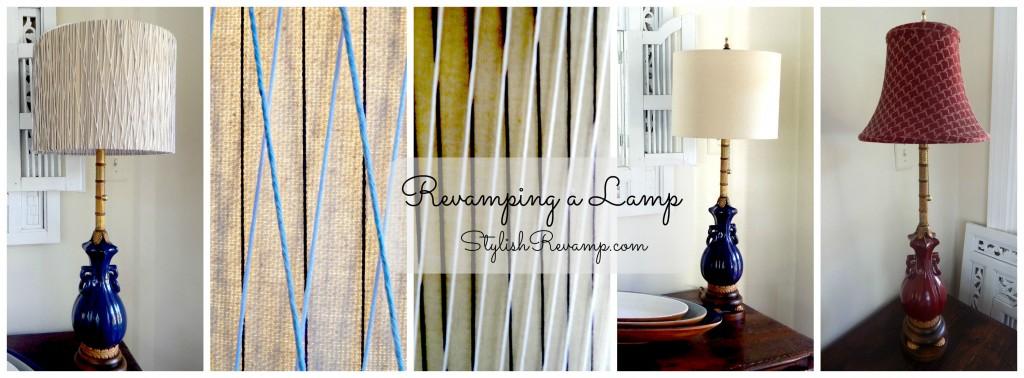 Revamping a Lamp