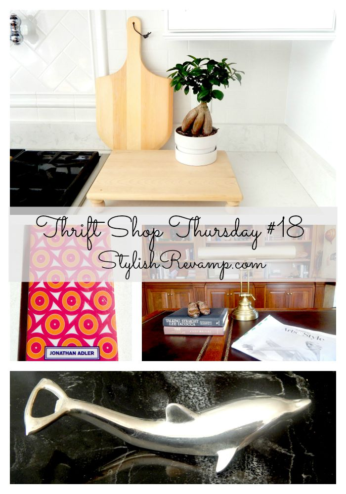 Thrift Shop Thursday #18