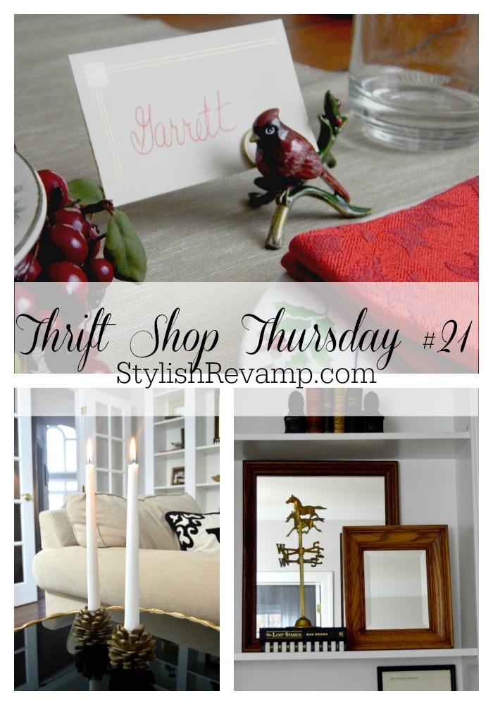 Thrift Shop Thursday #21
