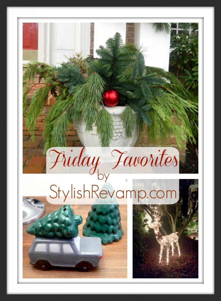 Sharing some of my favorite Christmas finds.