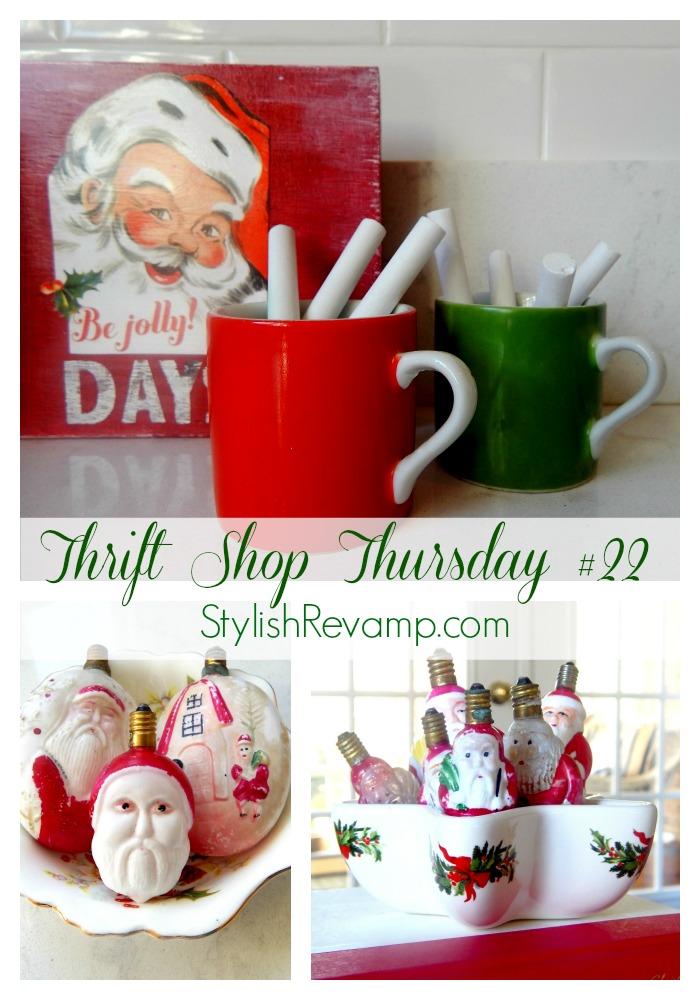 Thrift Shop Thursday #22
