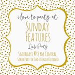 New-Sunday-Features-I-Love-To-Party