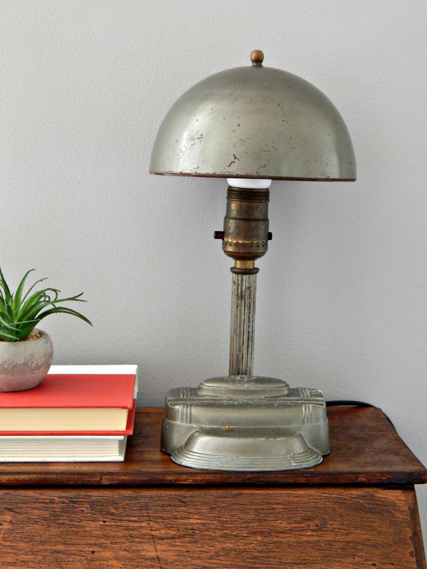 Vintage archives stylish revamp vintage metal desk lamp keyboard keysfo Images