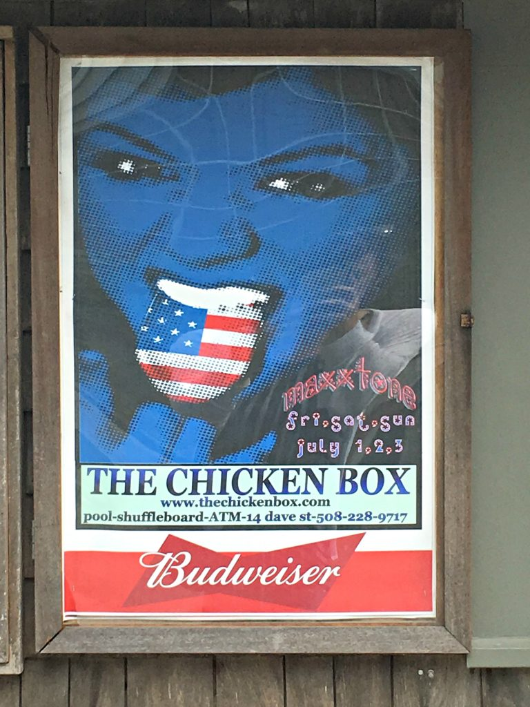 Nantucket's The Chicken Box
