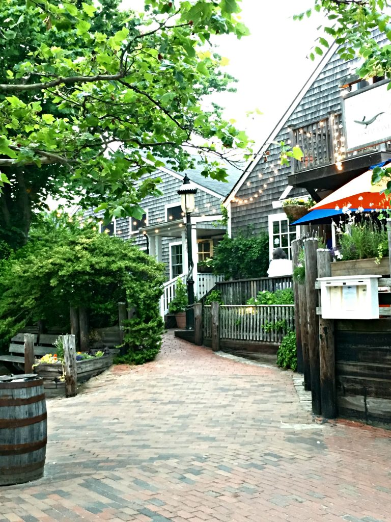 Strolling on Nantucket
