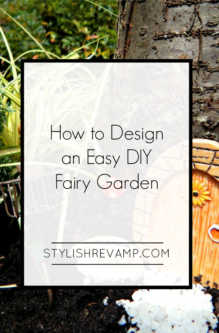 How to Design an Easy DIY Garden/ Quick and easy project that is super simple and so adorable.