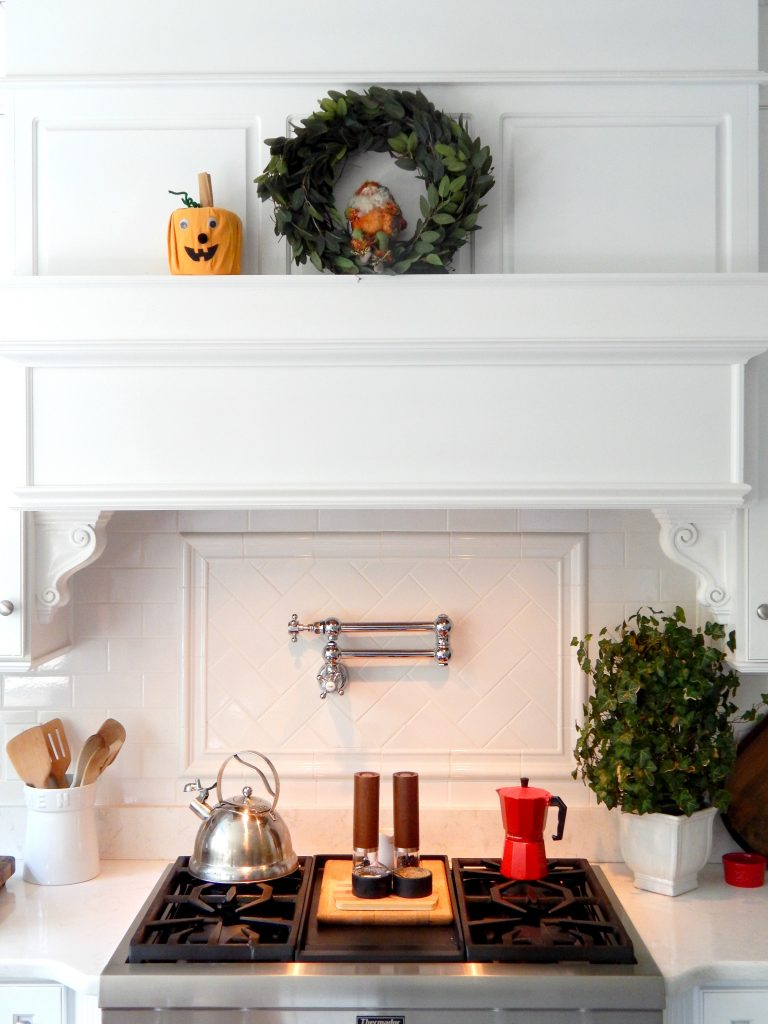 2016 Kitchen Fall Home Tour