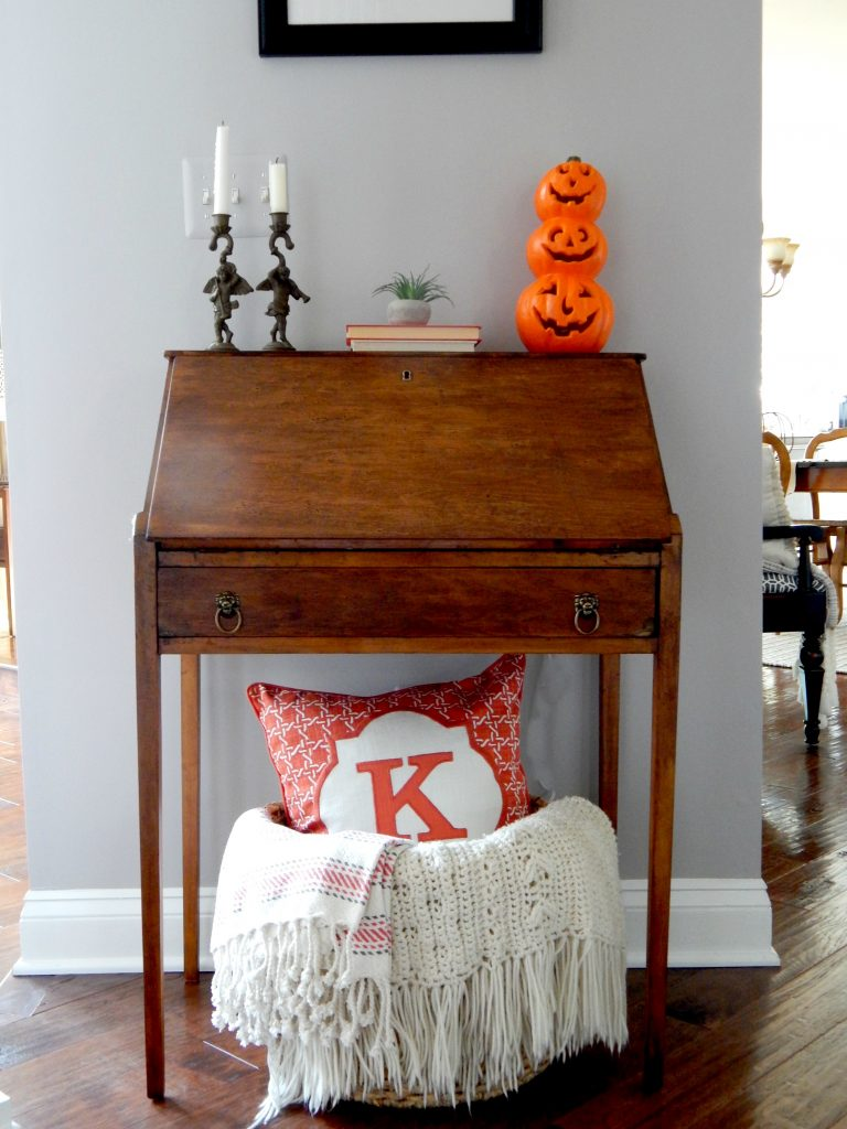 Foyer Fall Home Tour