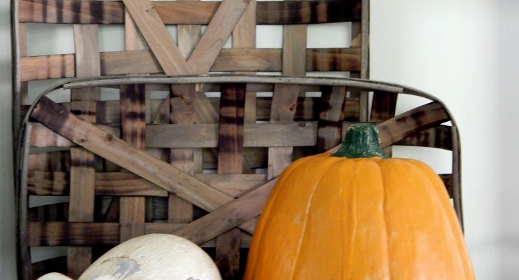 Adding Fall Touches to your Home