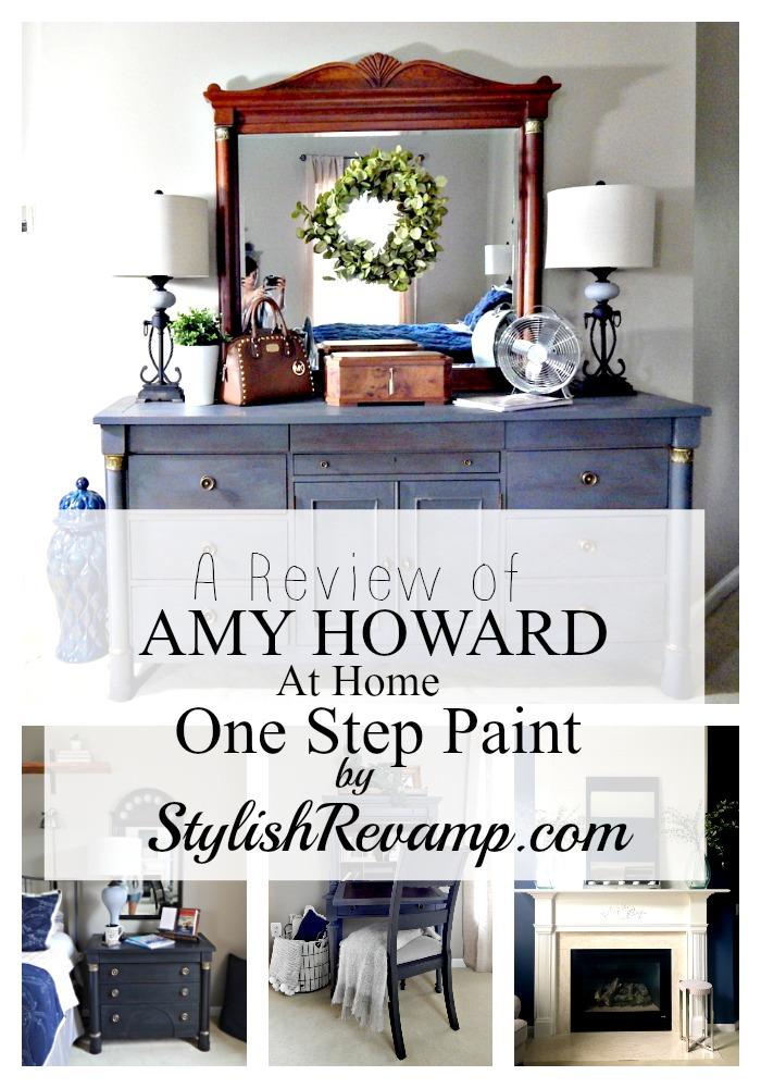 A quick review of Amy Howard at home paint