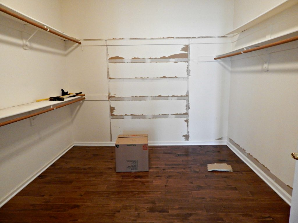 Closet makeover with IKEA Pax
