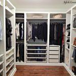 Revamping my Closet with the IKEA Pax Wardrobe