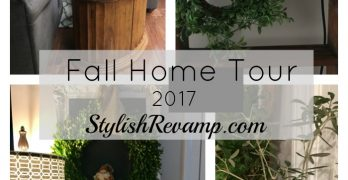 How to Create a Cozy Fall Home Using Pops of Orange