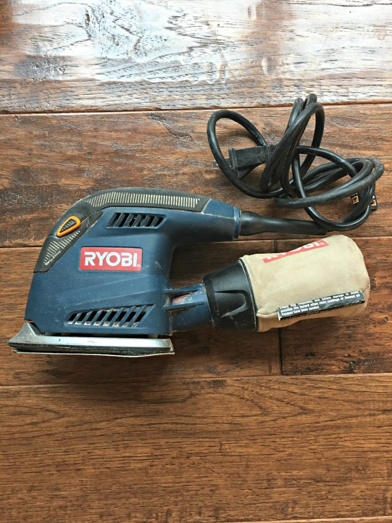 Ryobi Electric Hand Sander