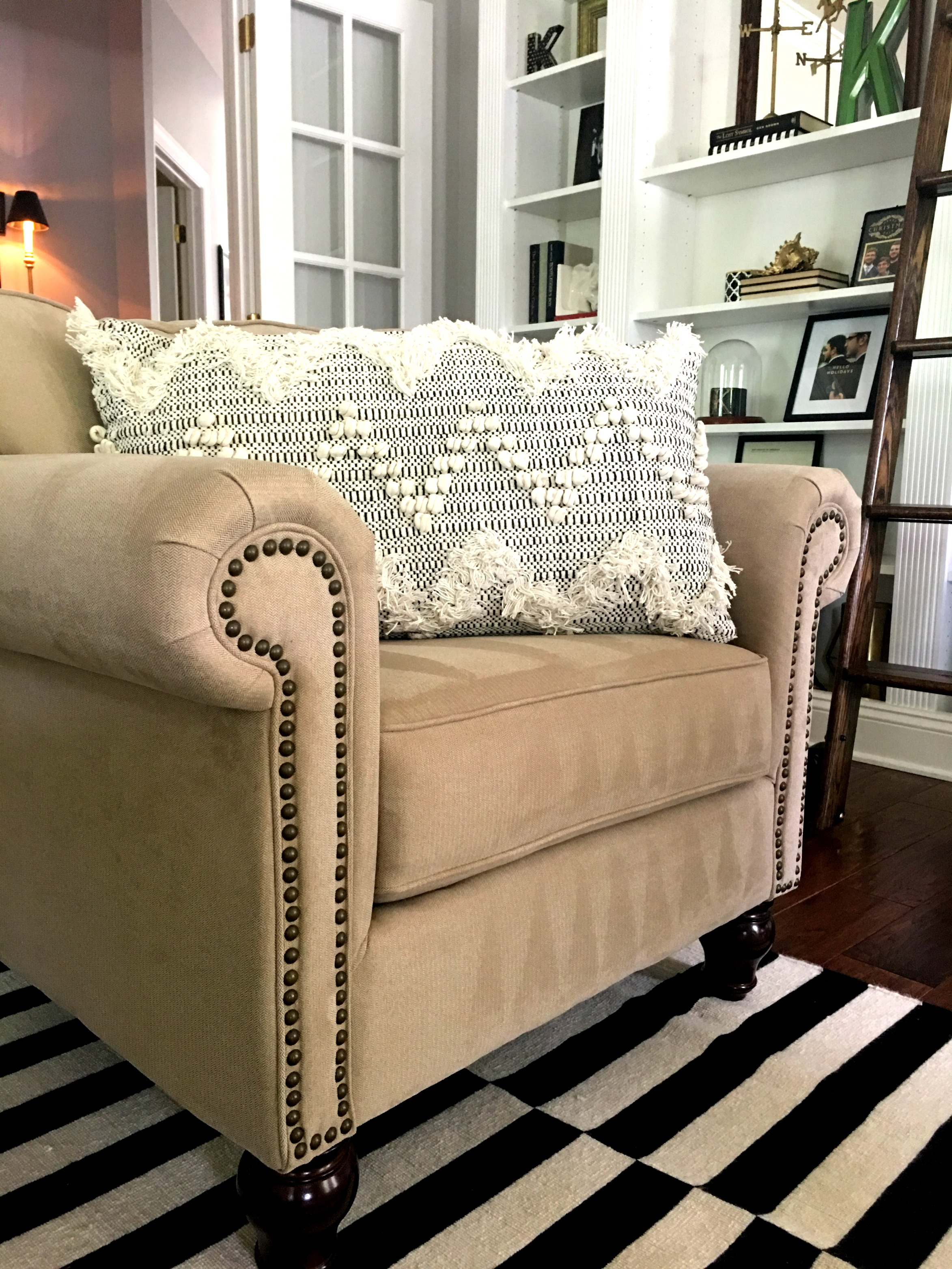 handcrafted home goods gallery connor giveaway delight of throws pillow a susan pillows cushion blanket wit
