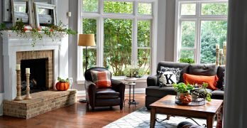 Welcome to my Fall Home Tour