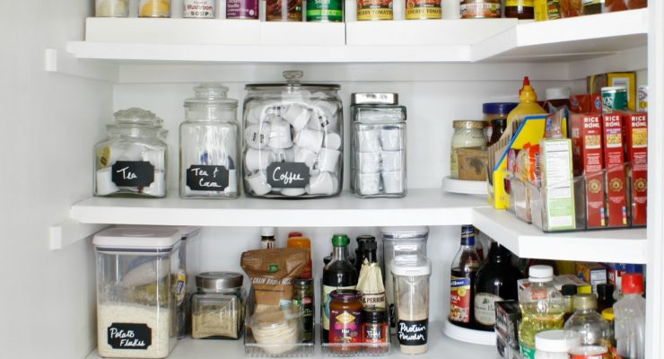My Version of Tidying Up the Pantry