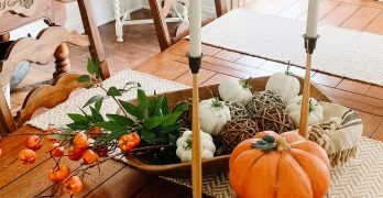 Easy Ways to add Simple Fall Touches