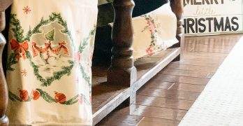 Decking the Halls with Vintage Charm